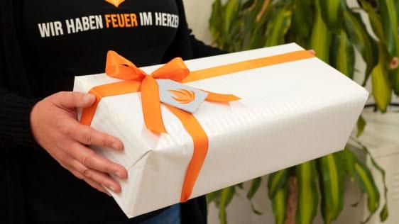Geschenkideen für Frauen & Männer