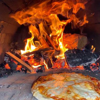 Rezepte Pizzaofen Bausatz