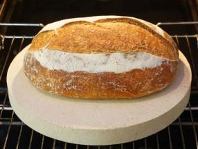 Brotbacksteine aus Schamotte