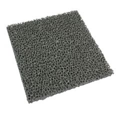 Feinstaub Rußfilter Hark 205x190x25mm | Schaumkeramikfilter | Flamado | Schamotte-Shop.de