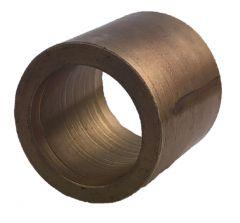 Bronze Zylinder Buchse Ø 400x50mm