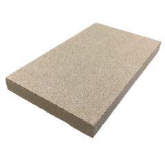 Lötplatte / Lötunterlage 50 x 30 x 2 cm ǀ  Vermiculite ǀ Schamotte-Shop.de