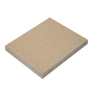 900/KG m³ Vermiculite Platte 800x600x30mm Schamotte-Shop.de