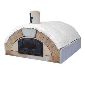 Pizzaofen Bausatz Merano Premium | Seite | PUR Schamotte | Schamotte-Shop.de