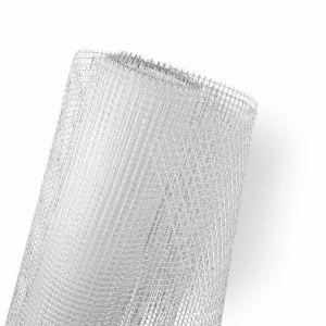 Armierungsgewebe hitzebeständig 5x5mm | PUR Schamotte | Schamotte-Shop.de