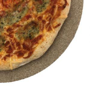 Profi Pizzastein rund Ø 340x30mm