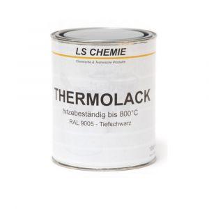 Thermolack schwarz | Schamotte-Shop.de