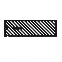 Kaminrost / Ascherost 405x130x15mm passend für Wamsler**