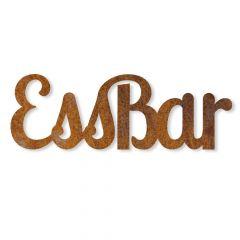 Edelrost EssBar Aufhänger » Schamotte-Shop.de