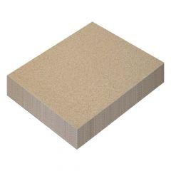 Vermiculite Platte | Brandschutzplatte | Flamado | 400x300x60 mm | Schamotte-Shop.de
