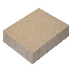 Vermiculite Platte | Brandschutzplatte | Flamado | 400x300x70mm | Schamotte-Shop.de