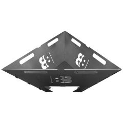 BlazeBox Bowl 3-eckig Medium » Feuerschale Stecken & loslegen