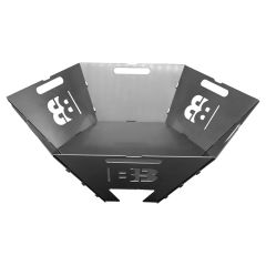 BlazeBox Bowl 6-eckig Medium » Feuerschale Stecken & loslegen