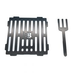 BlazeBox Stove Mini Grillrost & Rostgabel » hochwertig