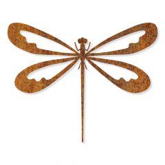 Edelrost Libelle Cookie Aufhänger