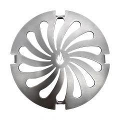 Grillrost Ø 21 cm Einsatz für Feuerplatte Dream Design ǀ Grillzubehör ǀ Schamotte-Shop.de