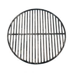 Grillrost Ø 39 bis Ø 51 cm passend für Kanuk** aus Stahl für BBQ und Grill