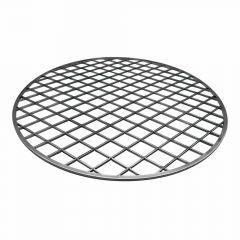 Grillrost Ø 39,3 bis Ø 54 cm passend für Outdoorchef** aus Stahl für BBQ und Grill