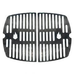 Grillrost 42,8 x 32,0 cm 2 Stück passend für Weber**