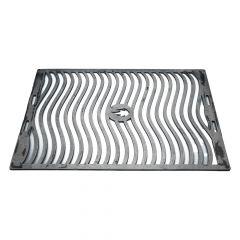 Grillrost 44,5 x 30,0 cm passend für Weber**
