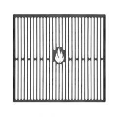 Grillrost 80 cm auf Maß aus Stahl Brataufsatz für BBQ Gasgrill Kohlegrill Kugelgrill