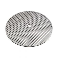 Grillrost nach Maß aus Stahl rund Brataufsatz für BBQ Gasgrill Kohlegrill Kugelgrill