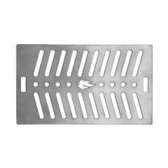 Grillrost aus Edelstahl 27,0x17,5 cm für Activa**