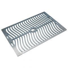 Grillrost aus Stahl 43,0 x 29,5 cm