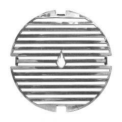 Grillrost Einsatz für Feuerplatte Grillplatte Grillring  ǀ Grillzubehör ǀ Schamotte-Shop.de