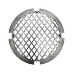 Grillrost Ø 21 cm Einsatz für Feuerplatte BBQ Design ǀ Grillzubehör ǀ Schamotte-Shop.de