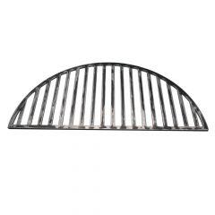 Grillrost 55,5 cm passend für Monolith** aus Stahl für BBQ und Grill