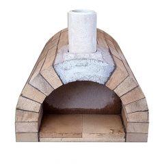 Pizzaofen Bausatz Toskana Basic XXL | Aufbauanleitung | PUR Schamotte | Schamotte-Shop.de