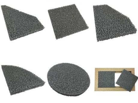 Feinstaubrußfilter - Kaminfilter