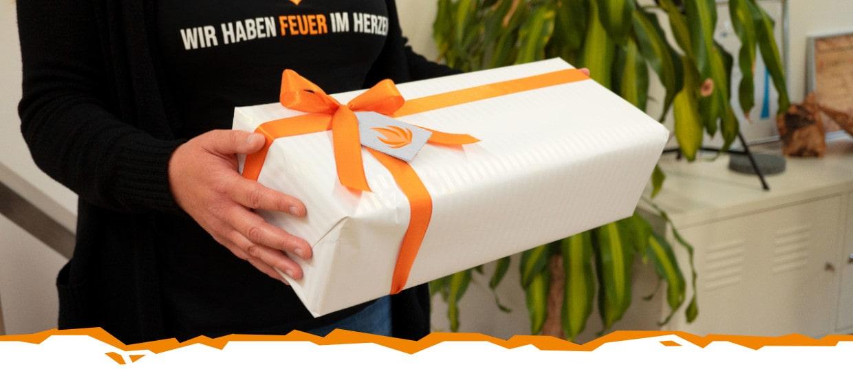 Geschenkideen für jeden Anlass von Schamotte-Shop.de