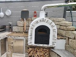 Kundenprojekte für Pizzaofen Caserta