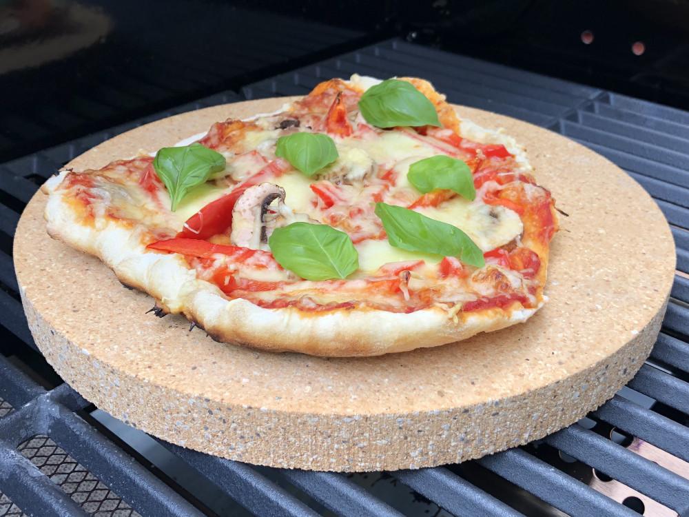 Lebensmittelechte Pizzasteine