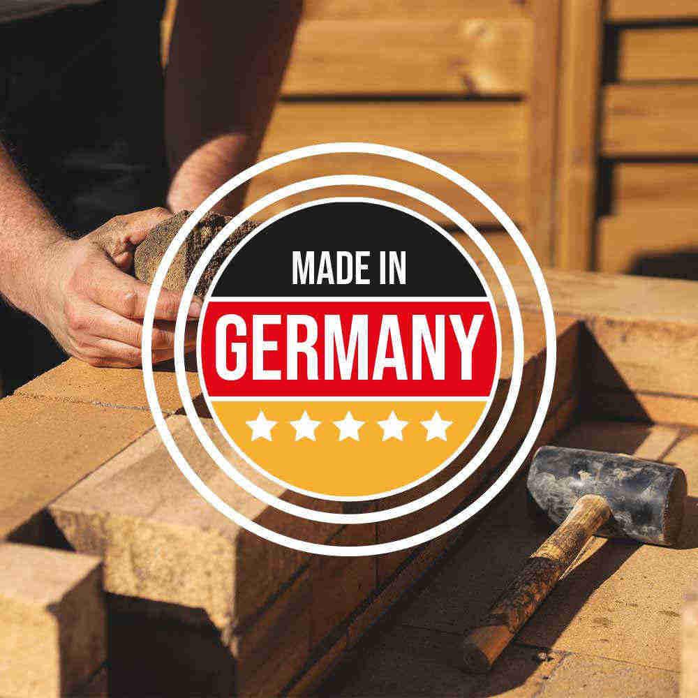 Made in Germany: Produkte hergestellt in Deutschland