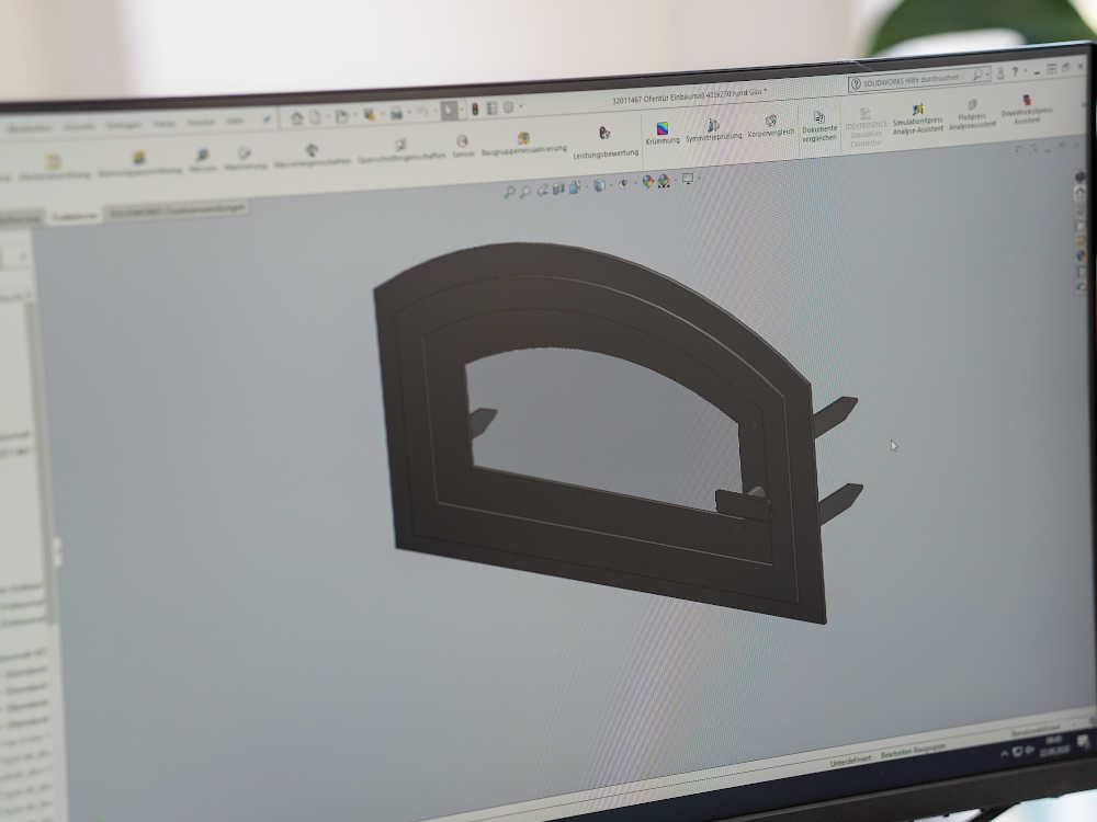 Design & Konstruktion bei Schamotte-Shop.de