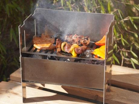 BlazeBox BBQ - 100 % mobil, clever & nachhaltig