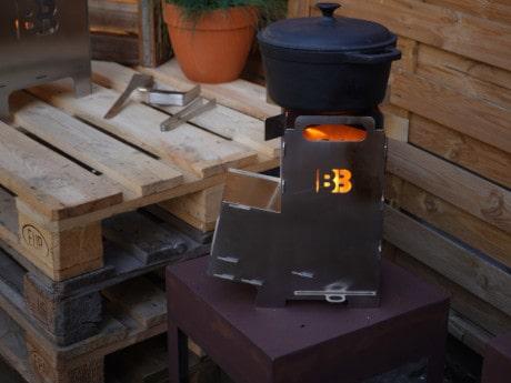 BlazeBox Rocket - 100 % mobil, clever & nachhaltig