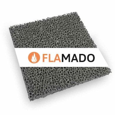 Feinstaub Rußfilter von FLAMADO für Kaminöfen