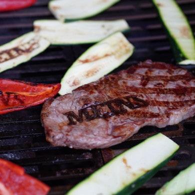 Grillstempel und BBQ Brandeisen