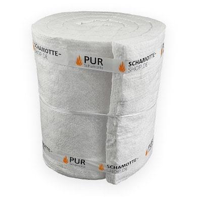 Hochtemperatur Isolierung von PUR SCHAMOTTE für den Kamin- und Ofenbau