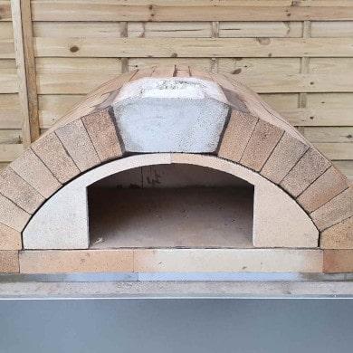 Pizzaofen Merano bauen