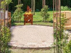 Feuerkörbe für Terrasse und Garten