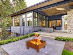 Feuerschalen für Terrasse und Garten