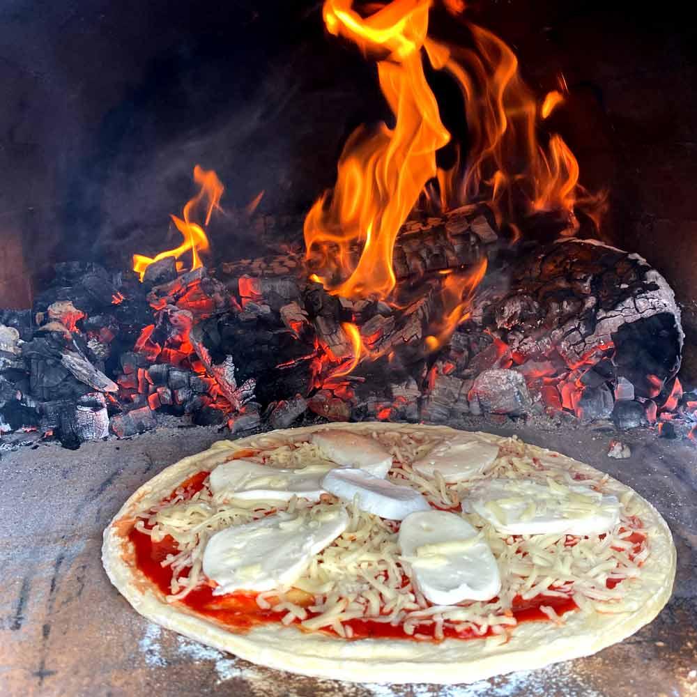 Pizzaofen Bausatz Toskana Pizza backen