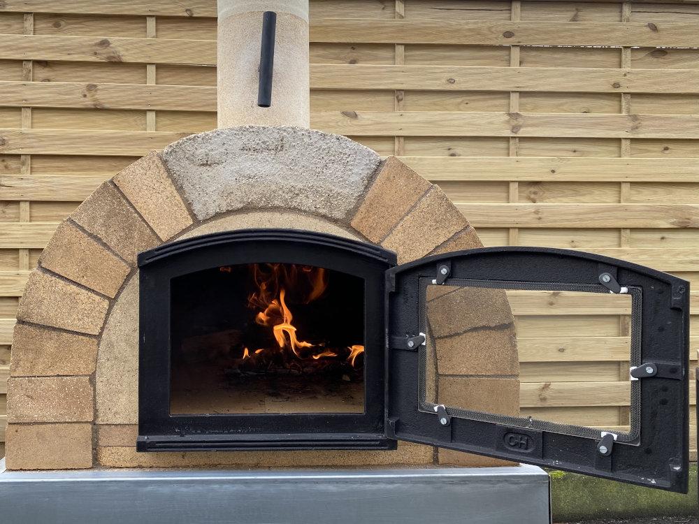 Ofentüren für Pizzaöfen