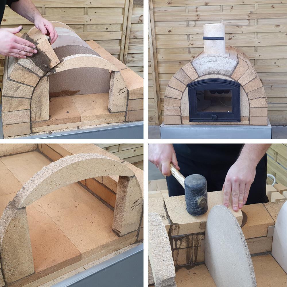 3 Tipps die für den Bau eines DIY Pizzaofen Gold wert sind