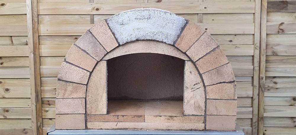 Bauanleitung - Rundbogen bauen für Steinöfen